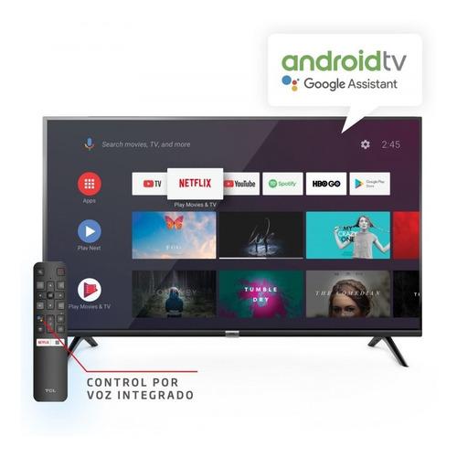 televisor smart tv 32´ android con mando de voz bluetooth