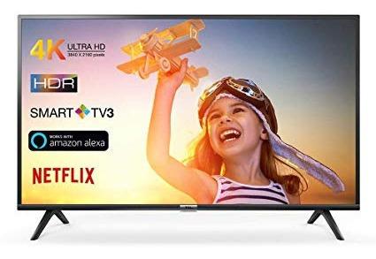 televisor smart tv 43´ tcl resolucion 4k ultra hd con garant