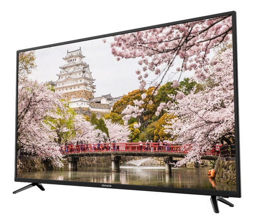 televisor smart tv 55  ultra hd 4k frameless aiwa aw-55b4