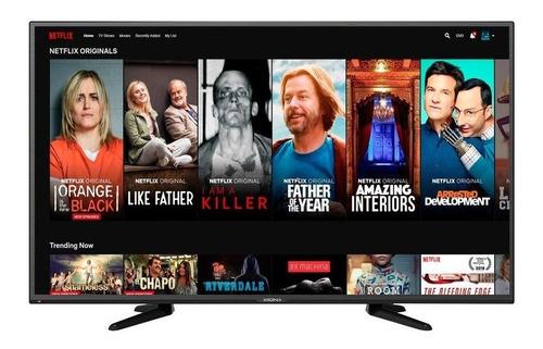 televisor smart tv led xion 40´ hd isdbt hdmi - la tentación