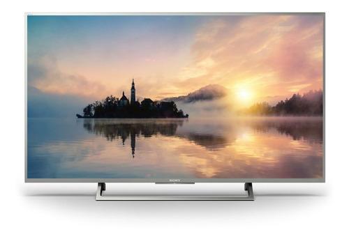 televisor smart tv uhd 49  negro - sony kd-49x725e