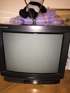 televisor sony 21