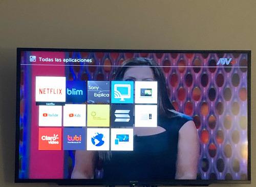 televisor sony 48 full hd smart seminuevo