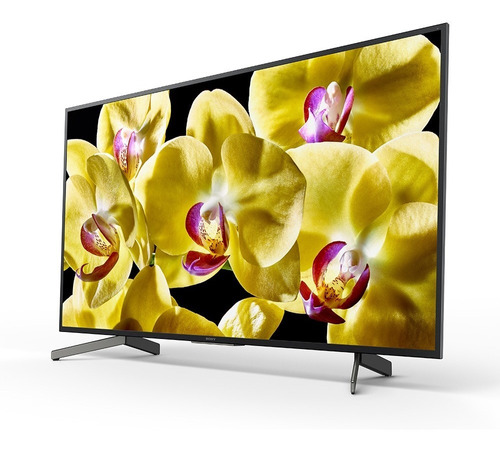 televisor sony 4k hdr 75  android tv triluminos- xbr-75x807g