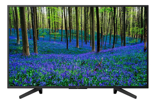 televisor sony 55  4k hdr smart tv kd-55x725f