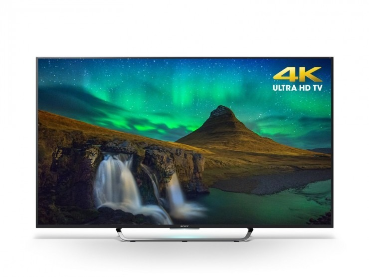 eb822c4bcdfa1 Televisor Sony 55 Smart 4k Triluminio Android. Xbr- 55x805e ...