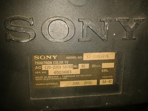 televisor sony con
