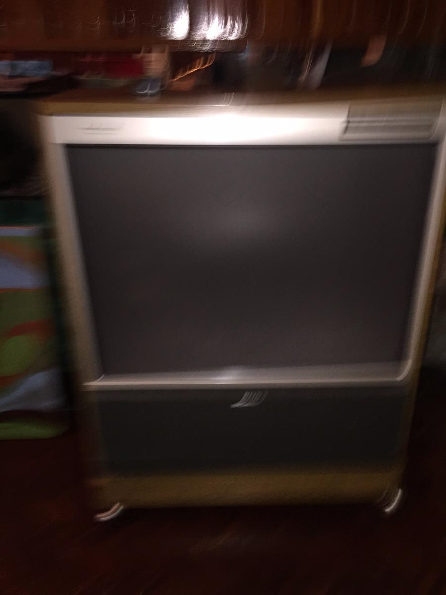 Televisor Sony En Formato Retro. Ideal Para Tu Bar. - $ 4,500.00 en ...
