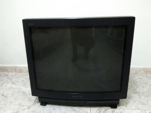 televisor sony triniton 27