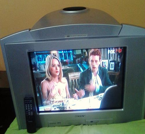 televisor sony wega