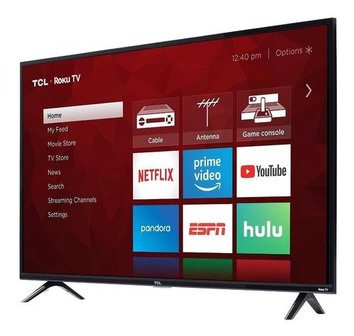 televisor tcl 32 720p roku smart tv (210 green) 2019 32s325