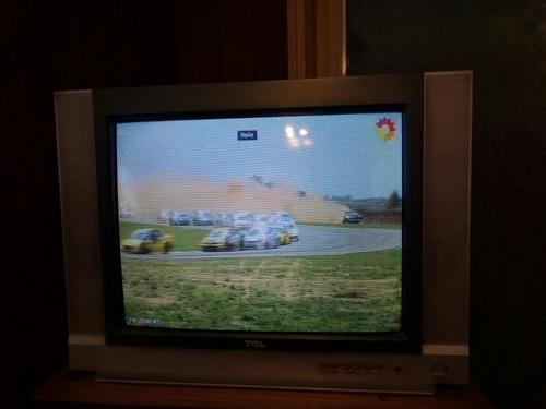 televisor tcl semicurvo 29'