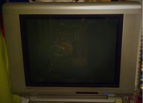 televisor tcl tubo