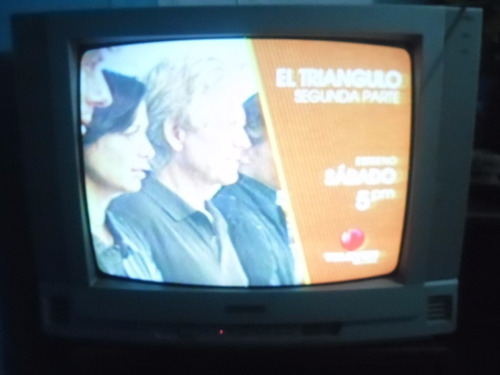 televisor toshiba 20 pulgadas