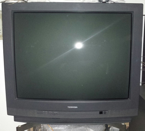 televisor toshiba 36 pulg.  modelo cx36f67 - para reparar