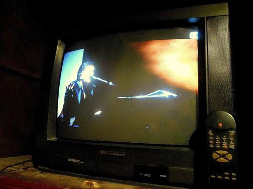 televisor tubo 21 pulgadas westinghouse andando !