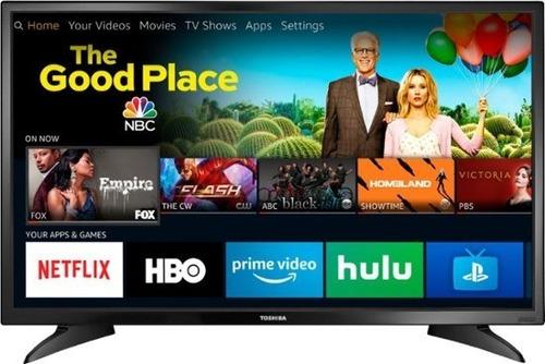 televisor tv 49 led smart toshiba, hdmi, alexa usb (400v)