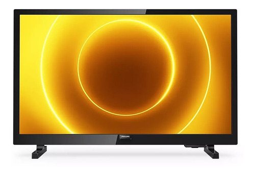 televisor tv led 24 pulgadas philips 24phd5565/77 hdmi cuota