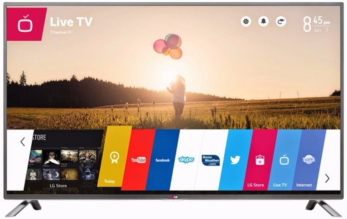 televisor tv lg 43 4k pulgadas  43uj635t smart tv wifi