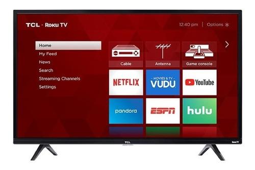televisor tv smartv 32 pulg roku wifi led nuevos