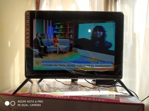 televisor y monitor hd de 21 pulgadas