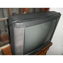 Television 21 Pulgadas Microsonic Funcionando