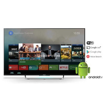 Televisor Led Smart 3d Sony 50 W805c Con Android Tv