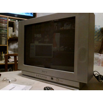 Tv 21p. Microsonic P.plana Igual A Sin Uso