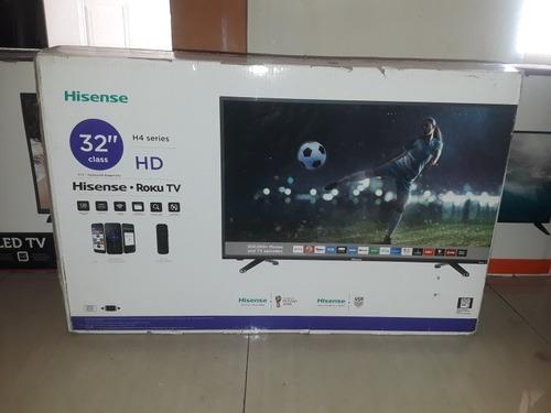 televisores hisense de 32  smart tv roku tv oferta (220vrds)