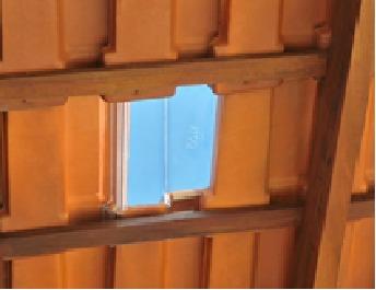 telha americana policarbonato transparente - atco
