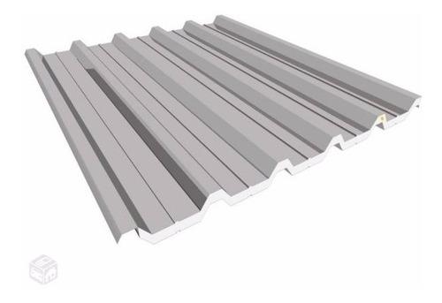 telha galvanizada de aço termo acústicas