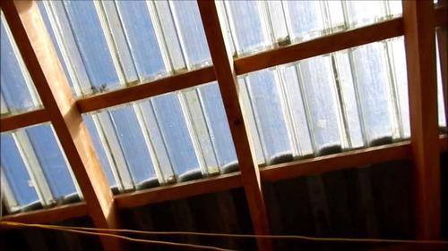 telha portuguesa maristela mediterrânea m14 pet transparente