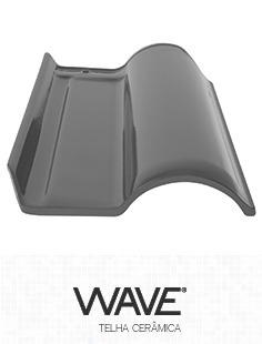 telhas americana esmaltadas wave