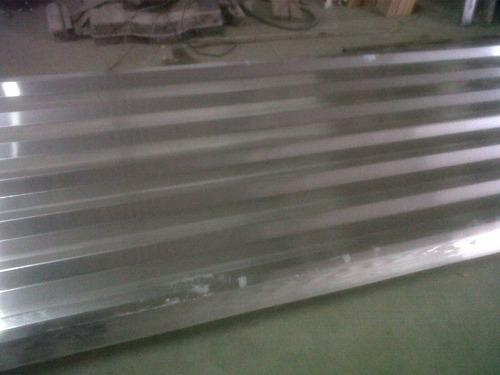 telhas de aluminio trapezoidal 1,05m x 12m