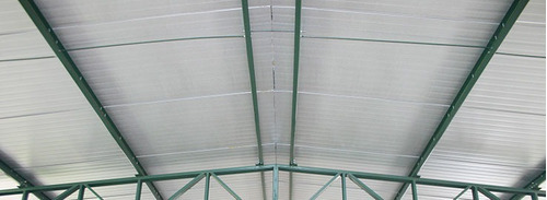 telhas galvanizada de aço termo acústicas  r$ 51.99 mtl