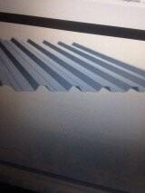 telhas galvanizada e galvalume ( o metro )