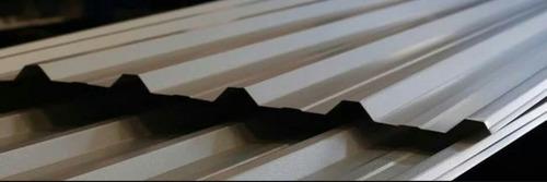telhas galvanizadas trapézio 0.40mm ótima qualidade