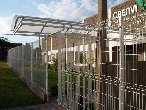 telhas metálicas,telas eletrosoldadas,portões .estruturas.