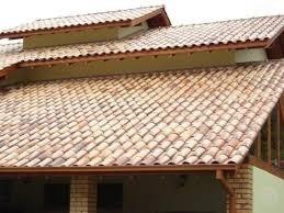telhas portuguesas mescladas resinadas preço bom kit 7 pçs.