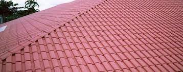 telhas romana ou portuguesa
