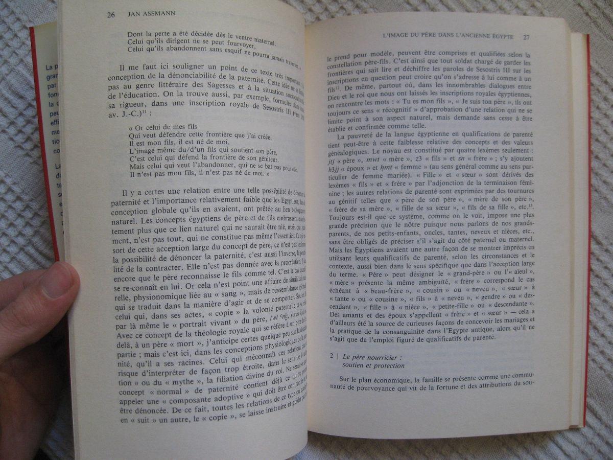 Tellenbach Limage Du Père Dans Le Mythe Etlhistoire 1