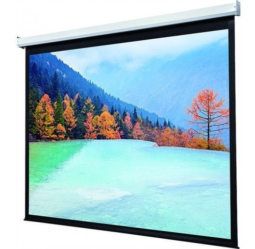 telón eléctrico solidview premium 16:9 2.20 x 1.77 mts tl177