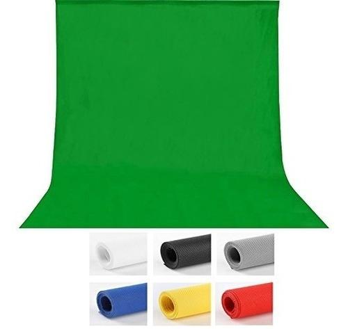 telón fondo fotográfico 1.6 x 3mts colores