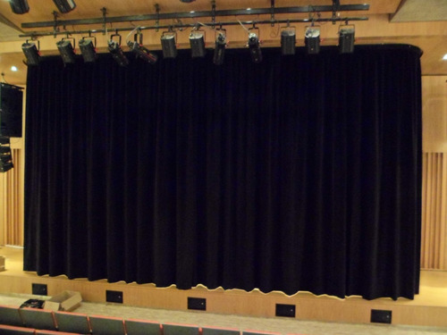 telones acusticos cortinas acusticas acustica salas home