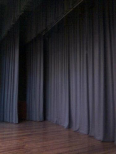 telones para teatro. cortinados,fabricación y automatización