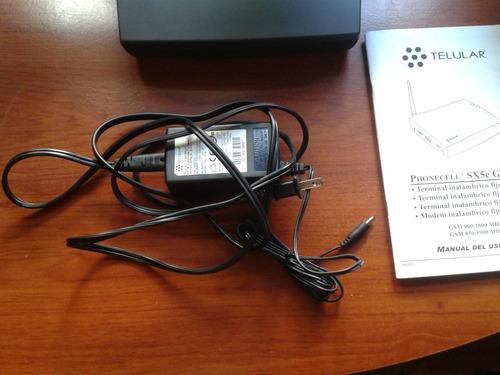 telular phonecell sx5 gsm digitel (o cambio por movistar)