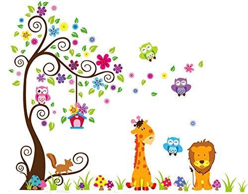 tema de la selva de los niños peel