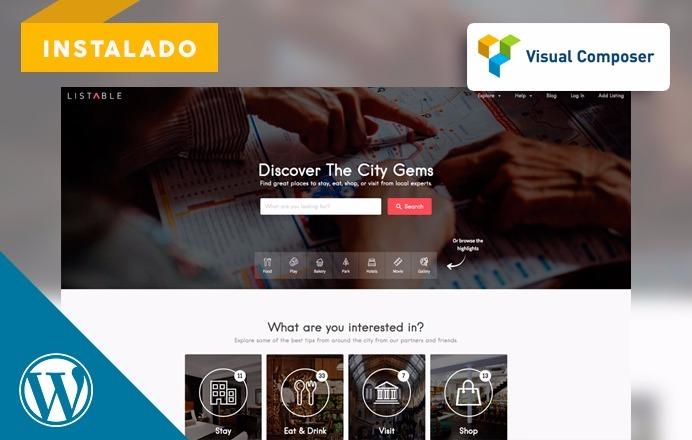 Asombroso Mercado De Tema De Wordpress Ideas - Ejemplos de ...