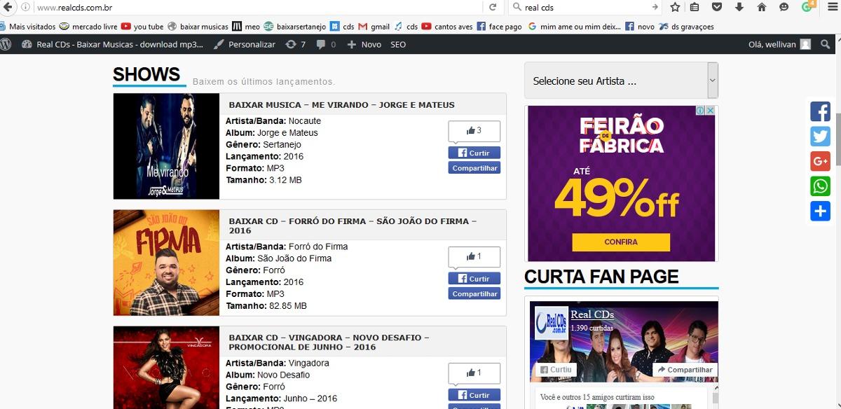 Hermosa Tema De Wordpress Para Bandas Modelo - Colección De ...