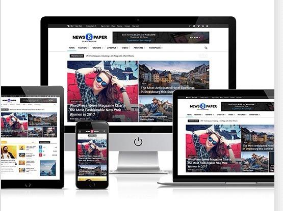 Tema Wordpress Portal De Notícias 2018 - R$ 25,00 em Mercado Livre